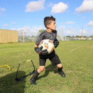 HIGH PERFORMANCE training Summer Camp